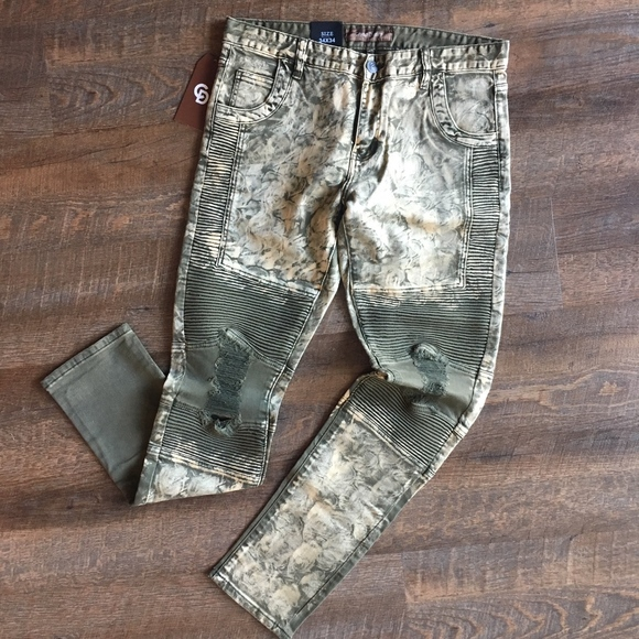 204a4506ef0f Crysp Denim Jeans | Biker | Poshmark